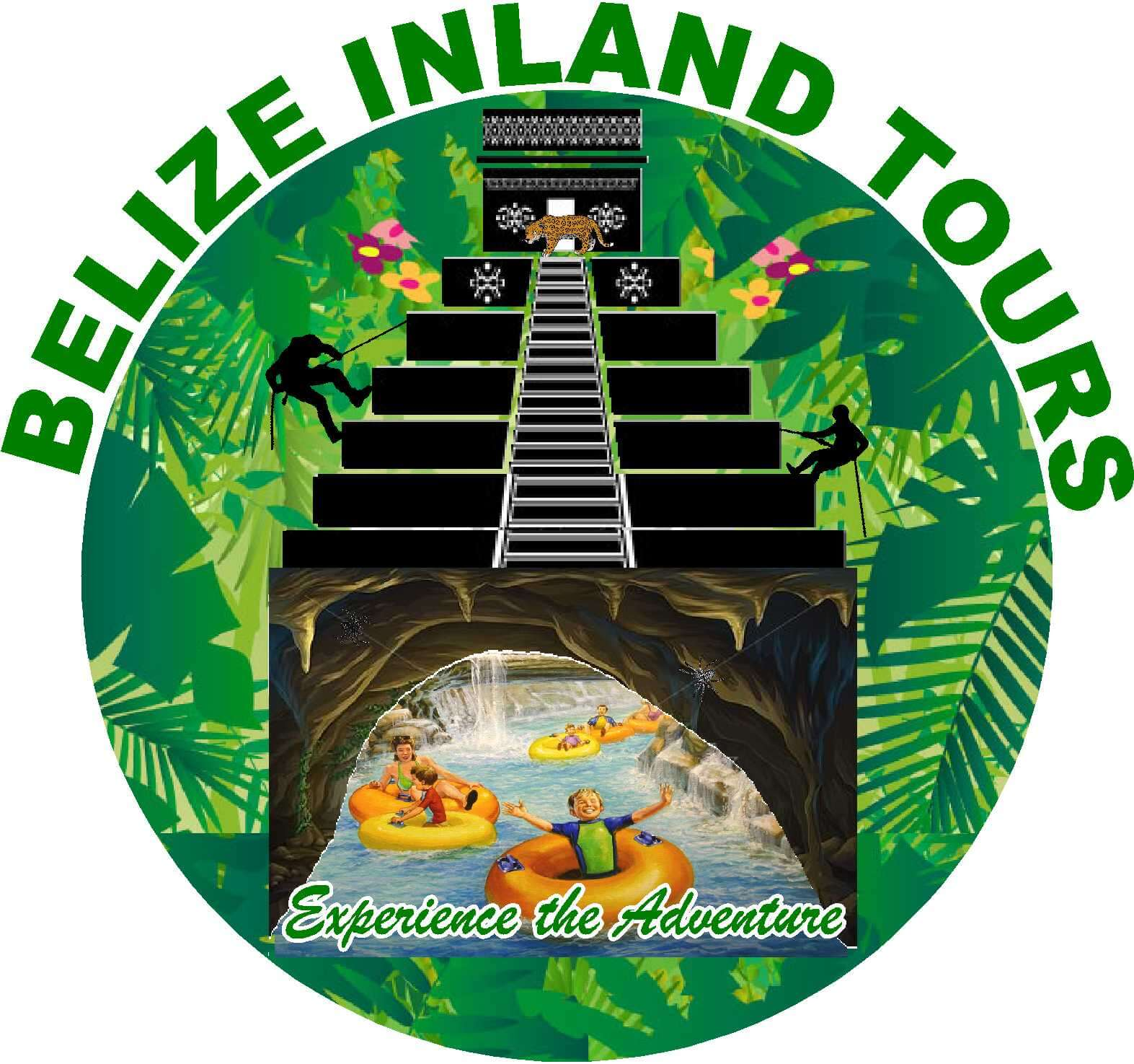Belize Inland Tours and Cave Tubing