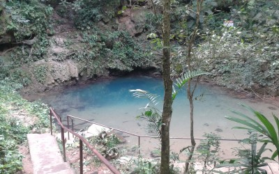 Belize Cave Tubing Water Level Report 2-3-15