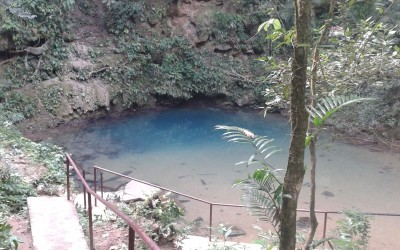 Belize Cave Tubing Water Level Report 2-9-15